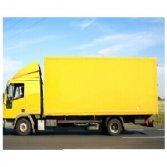 לוגו משאית צהובה